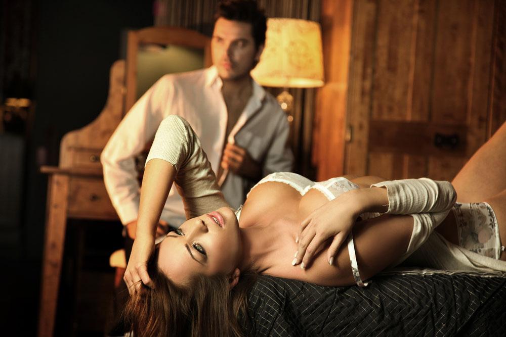 Эротический массаж для девушек и женщин